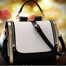 E736 gift shop wholesale stylish print flower cross body bag