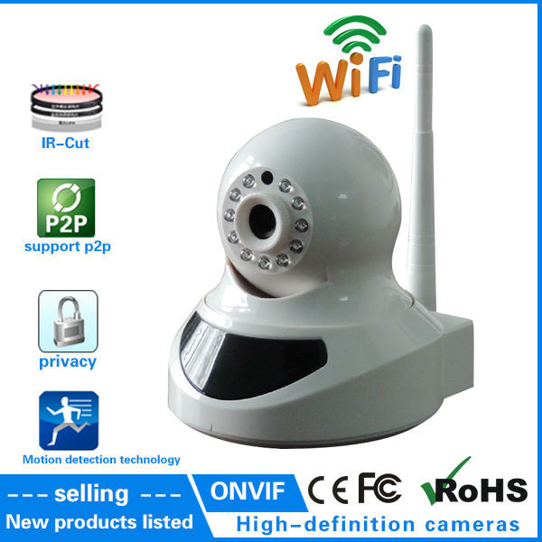 Intelligent Network Remote security camera rotate motion detection TL-PDRW-01 Pan & Tilt ptz wireless 1080p hd ip cctv security