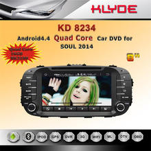 android car multimedia player with gps navigation for kia soul