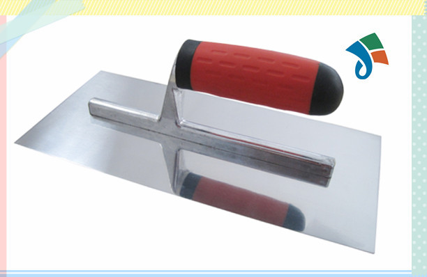 TPR handle stainlese steel Marshalltown plastering trowel for building construction