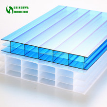 High Quality Hot Selling Orange Polycarbonate Sheet