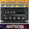 WITSON WINDOWS CAR DVD GPS NAVIGATION FOR UNIVERSAL DOUBLE DIN DVD PLAYER