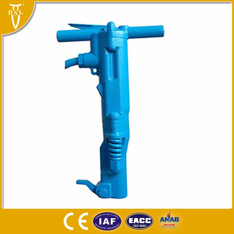 pneumatic power b67c underwater jackhammer