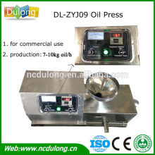 Factory directly sale DL-ZYJ09 cold press vegetable oil extraction machines