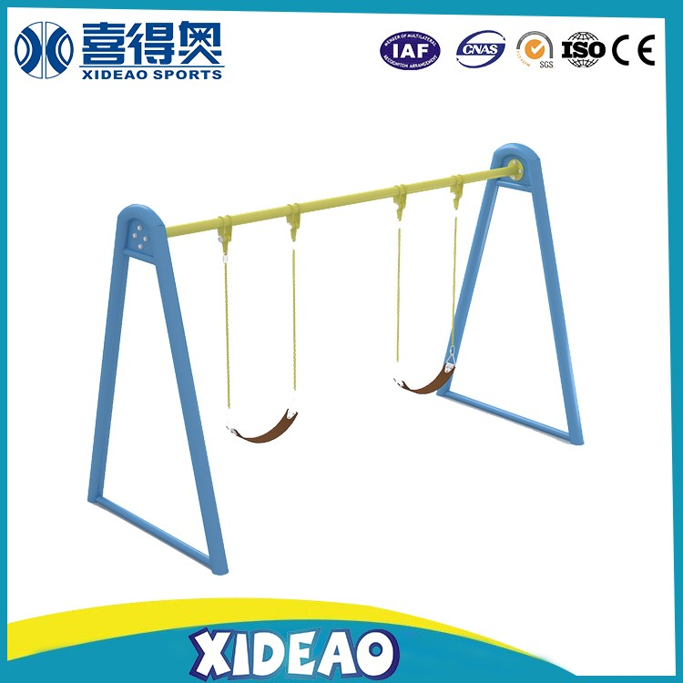 used outdoor gymnastic exercise fitness equipment swing sets XA-X615