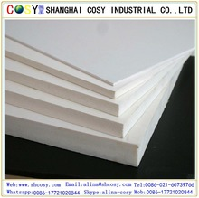 high quality pvc foam board for building construction/carving/printing/advertising