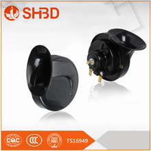 Patent Product Waterproof Loud Sound Auto Horn 12V Snail Dustproof Car Horn For Honda Car Parts 105-118 db