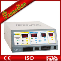 400w CE marked High efficiency Electrosurgical Generator /Electro Cautery Unit