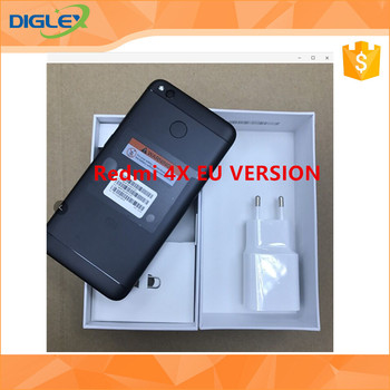 [EU Version ]Original Xiaomi mobile phone Redmi 4X Global Version Support B20 Smart Phone with 32GB ROM Gold/grey in stock