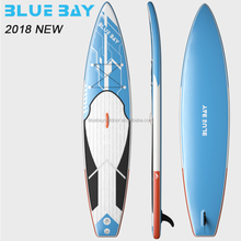 2018 factory price inflatable surfboard ISUP