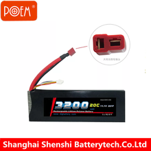12v3200mah 2200mah 800mah high discharge rate power large current helicopter toy of light lithium polymer battery