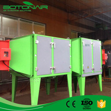 Electrostatic Precipitator for Industrial Smog Controlling