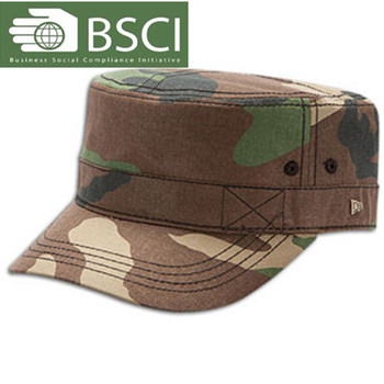BSCI 2013 fashion caps military caps for men