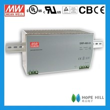 Original Meanwell DRP-480-24 480W Single Output Industrial DIN RAIL with PFC Function