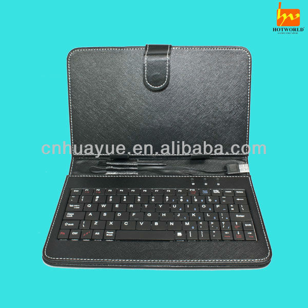 case for tablet 7 inch with belt and keyboard