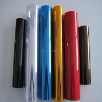 Transparent Rigid Pvc Film , Pvc Clear Film Roll For Pharmaceutical Packaging