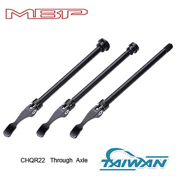 Hot Sale Mountain Bike Alloy Thru Axle Skewers Quick Release