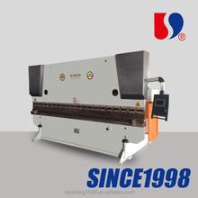ANHUI DASHENG WF67Y Siemens touch screen type torsion synchronization two axis hydraulic press brake for bend sheet metal
