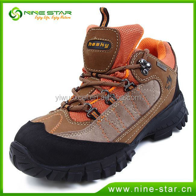 Professional Factory Cheap Wholesale Good Quality outdoor hiking shoe from manufacturer