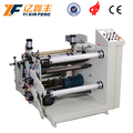 Economic automatic tension controlled high speed slitter machine