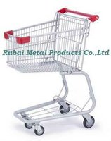 Delicate wal-mart Shopping wheels Cart toy(RHB-46)
