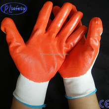 cheap led gloves wholesale china/colored nitrile gloves