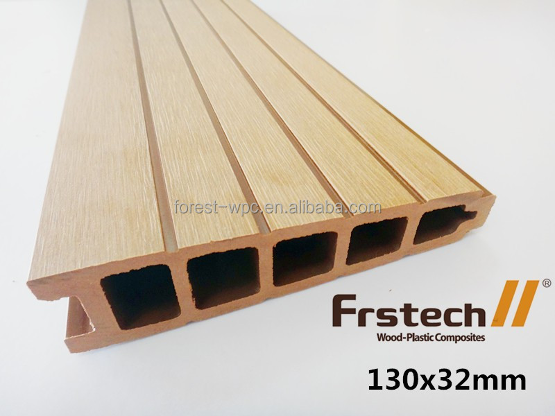130x32mm frstech fence sheet laminate sheet wood plastic composite metal sheet fence