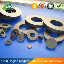 China ferrite disc magnet D10X5 mm for sale