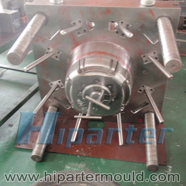Washing Machine Plastic Mould, ABS Washing Machine Flange Plastic Injection Moulds