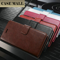 Casemall Wallet Leather cases for iphone 6 phone case with card slot for iphone 6s Flip Stand Case With Credit Card Holders