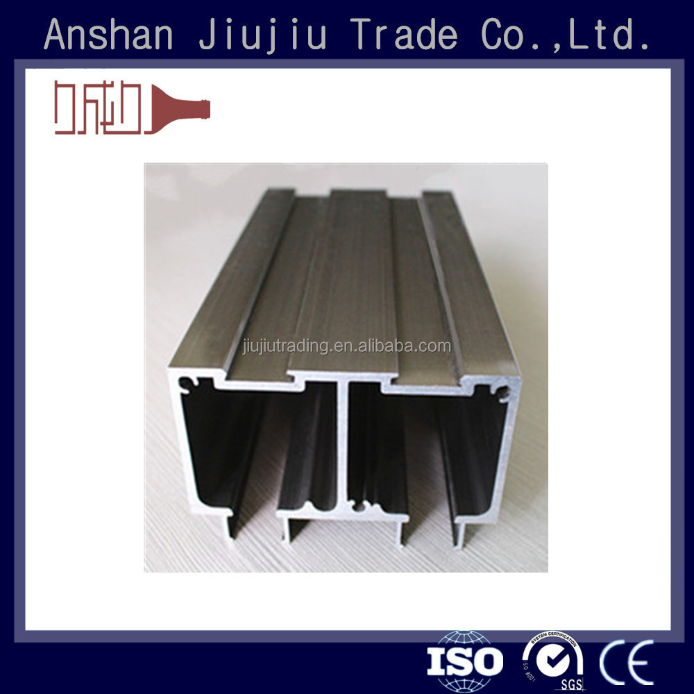 Latest best performance anodizing 6063 jambas aluminio