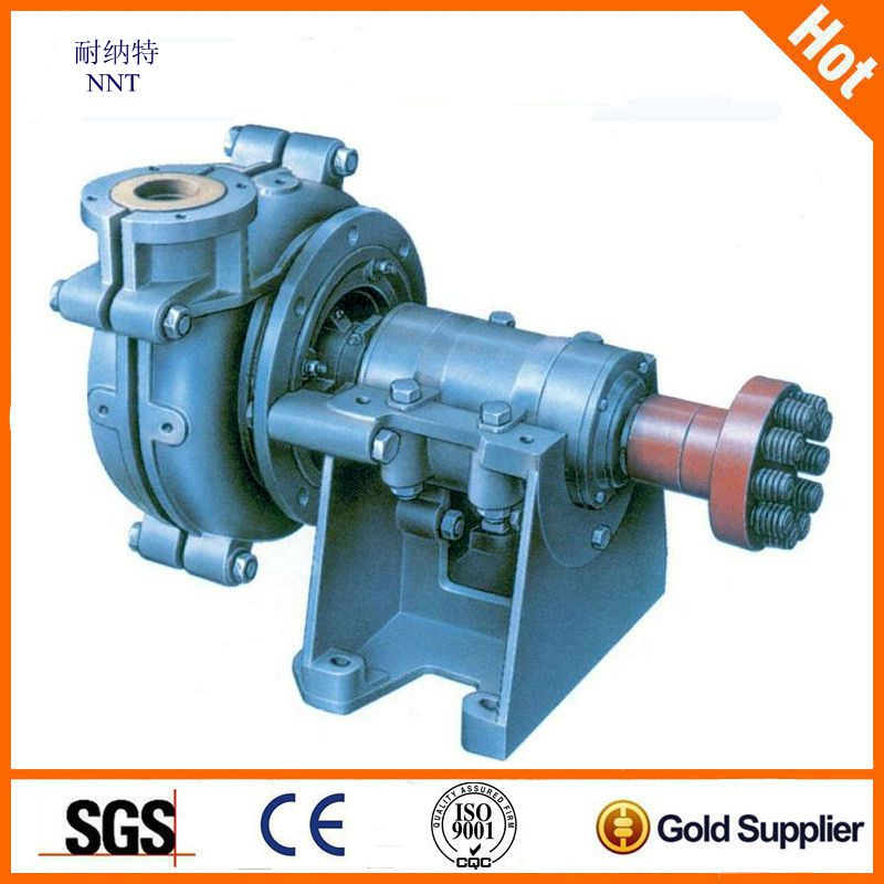 NH Series V belt driven cement transfer centrifugal slurry pumps