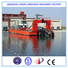 Sand cutter suction dredger ship for sale