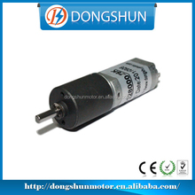 24v Multiple applied geared 16mm DS-16RP050 planetary gearbox motor