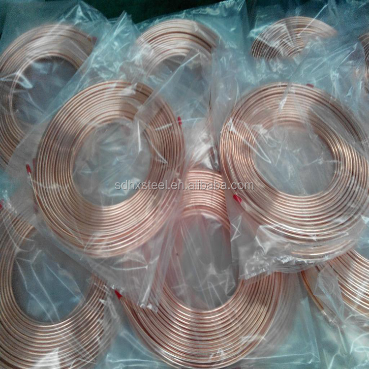 8mm copper induction coil,C1201/C1220 pancake electric copper wire coil