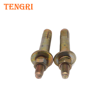 High Quality M16 M20 M22 M24 M25 stainless steel galvanized expansion anchor bolt