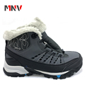 High quality anti-skid leather hiking boots