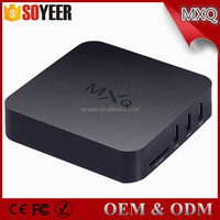 Soyeer Ott Amlogic S805 Mxv Firmware Android Tv Box, Mxq M12, Quad Core Hd Arabic Iptv Channels Google Tv Box