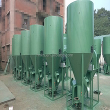 vertical Animal feed mill mixer/animal feed grinder mixer