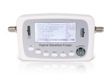 good quality digital satellite finder meter