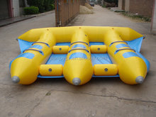 New Design Inflatable Water Games Flying Fish Boat