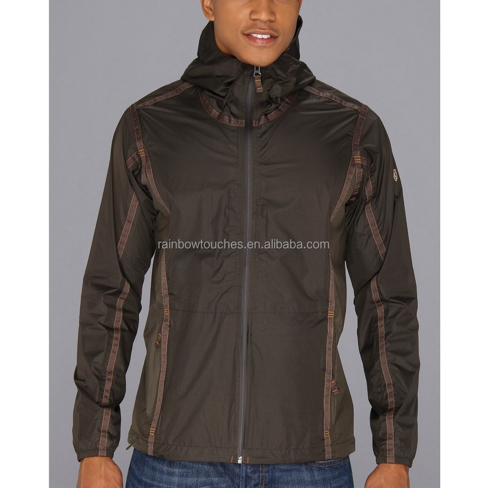 China Supplier New Design Wholesale Waterproof Jacket With Hood