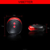 Waterproof LED USB Mountain Road Bicycle Rear Tail Light 4 Modes