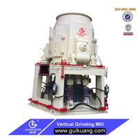 dry talc powder processing vertical roller mill