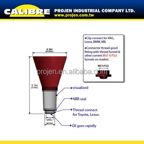 Calibre Engine Oil Funnel Filler View Engine Oil Funne