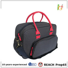 2016 Popular Canvas Baby Diaper Bag for comfortable baby bag