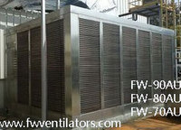 ducted factory symphony air cooler