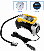Digital Tire Inflator ,12v air compressor car tyre inflator,portable air pump
