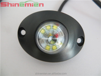 Emergency Construction Truck Vehicle 6W 6 LED Hideaway Strobe Warning Light