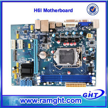 LGA 1155 Socket 1333 1066 800 h61 factory mainboards
